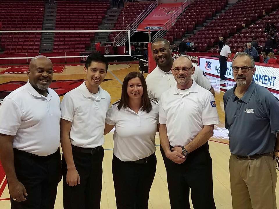 State Finals Crew